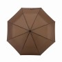 "Autom.gents umbrella,""Lord""dark brown"