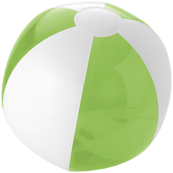 Bondi solid and transparent beach ball