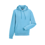 Authentic Hooded Sweat, Sky, 3XL, RUS