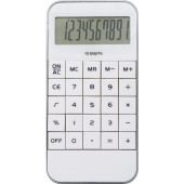 Calculator in vorm van telefoon, 10-digits