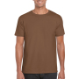 Gildan T-shirt SoftStyle SS for him chestnut XXL