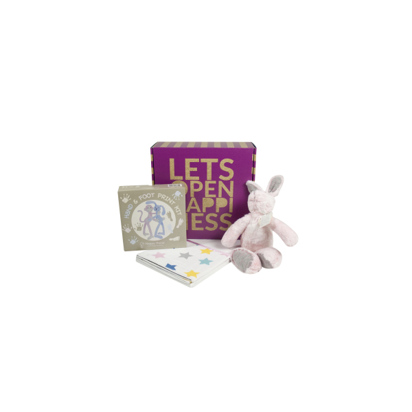 Baby Pink Bed Giftset