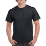 Gildan T-shirt Heavy Cotton for him Black 5XL