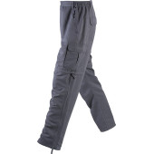 Men's Zip-Off Pants - carbon