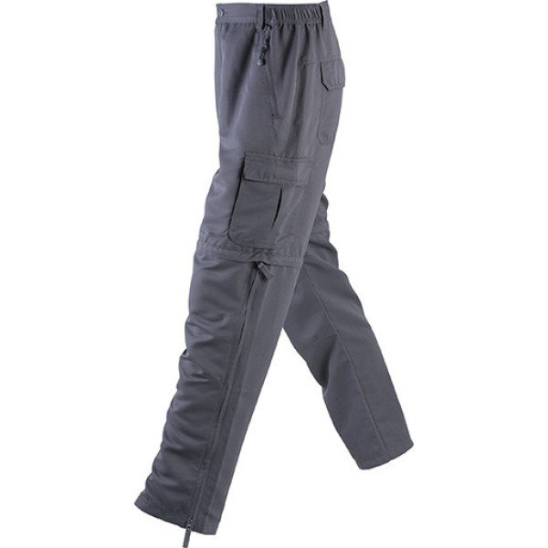 2 in 1 trekkingbroek