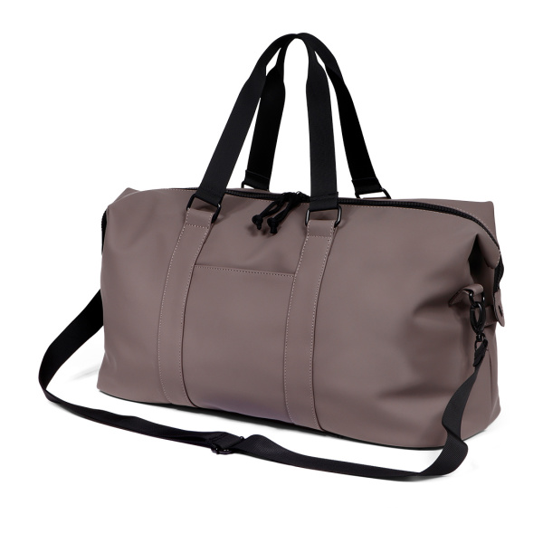 Norländer Dull PU Weekend Bag Taupe