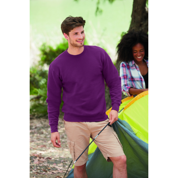 Fruit of the Loom Premium Set-In Sweat