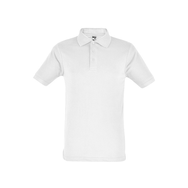 THC BERLIN WH. Men's polo shirt