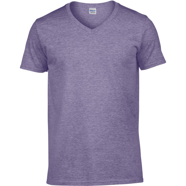 Softstyle euro fit adult v-neck t-shirt