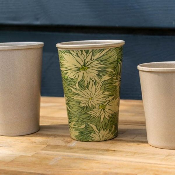 Eco rice cups small