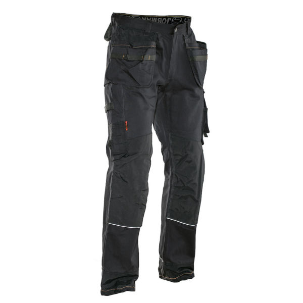 2732 Cotton Trousers Holsterpockets