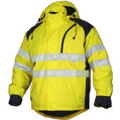 6405 JACKET 3 IN 1 YELLOW HV XS