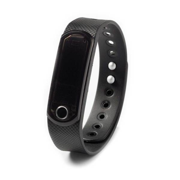 Activity Tracker Premium Plus - black
