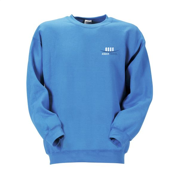 Gildan Heavyblend Crewneck Sweater heren