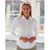 Ladies Oxford Shirt LS