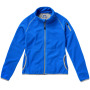 Drop Shot fleece dames jas met ritssluiting - Sky blue - S