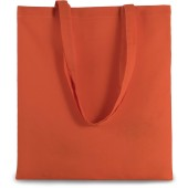 Basic shopper spicy orange one size