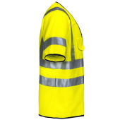 6707 VEST HV CL.3 YELLOW EN ISO471 S/M