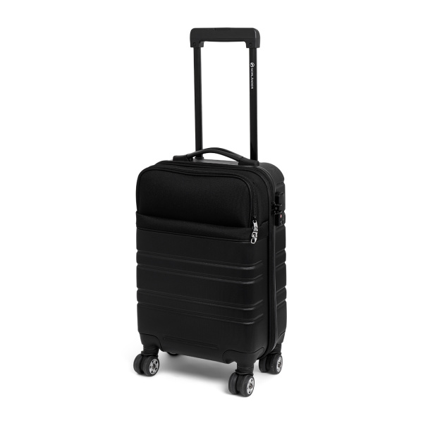 Norländer TwoWay Trolley (Softpocket) Black