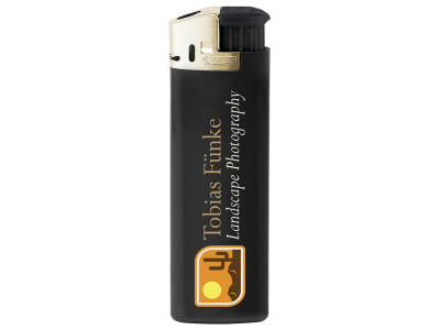 BIC® J38 Gold Hood Lighter