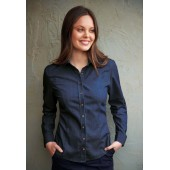 Blouse banff denim 36 eu (8 uk)