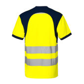 6009 T-shirt Yellow/navy XXXL