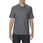 Gildan Polo Performance Double Pique SS for him charcoal 3XL
