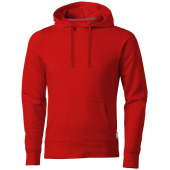 Alley sweater met capuchon - Rood - XXXL