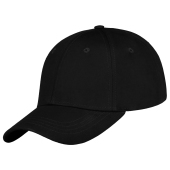 Medium profile baseball cap