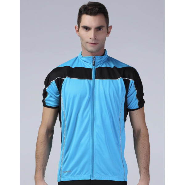 Bike Full Zip Top