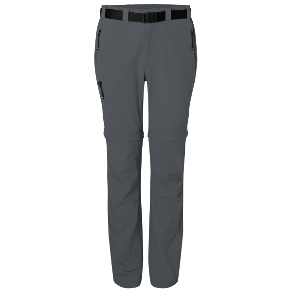 Bi-elastische outdoorbroek in casual look