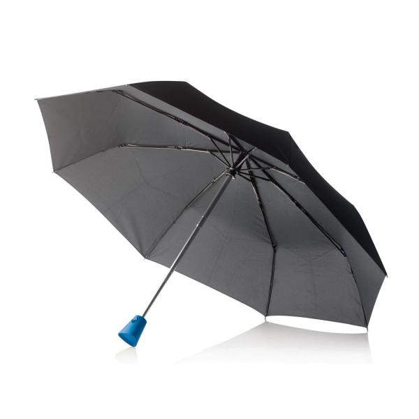 "21,5"" Brolly 2-in-1 auto open/sluit paraplu, blauw"