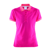 Noble Polo Pique Shirt Wmn