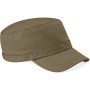 Army cap khaki one size