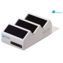 Powerbank Solar Factory 7800mAh wit