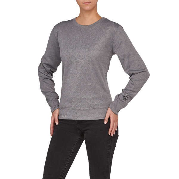 Macseis Sweater Crewneck Creator for her Black Mel