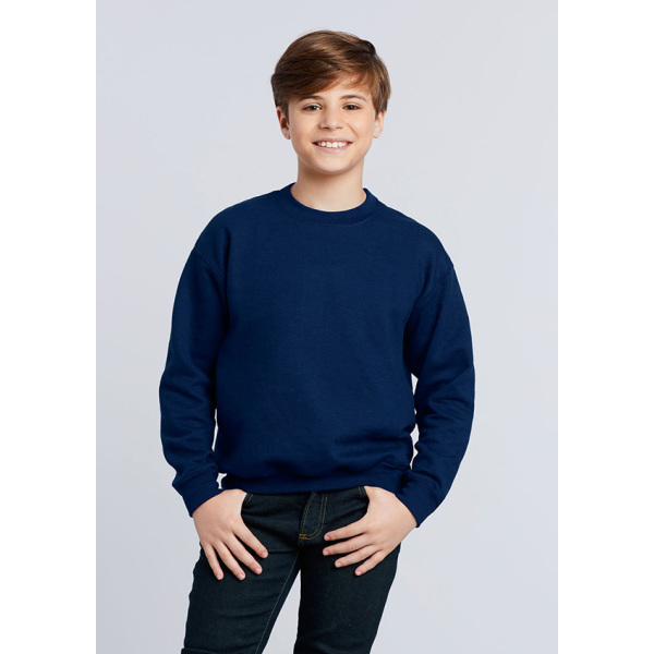 Gildan Sweater Crewneck HeavyBlend for kids