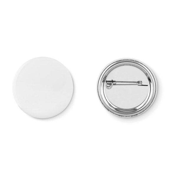 SMALL PIN - Klein metalen button