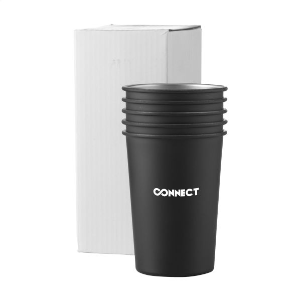 Zero Waste Cup 350 ml drinkbeker