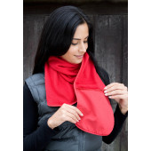Polartherm™ scarf zip pocket