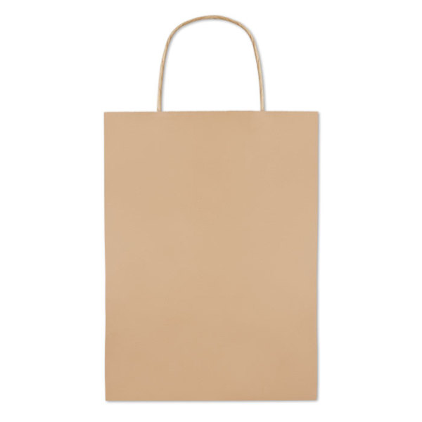 PAPER MEDIUM - Gift paper bag medium size