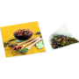 Spice Packet, incl. 1-4 c digital printing