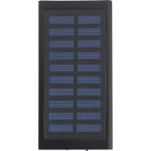 ABS and aluminium solar charger