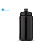 Sportbidon Basic 500ml zwart