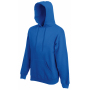 Premium Hooded Sweat, Royal Blue, XXL, FOL