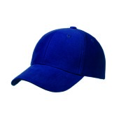 Ultimate Heavy Brushed Cap Royal