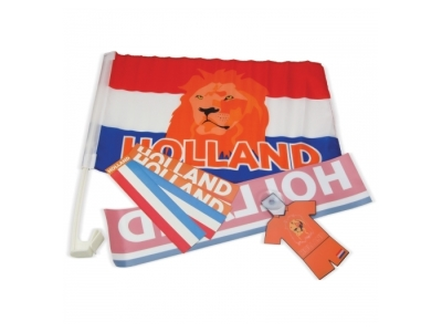 Funny Holland Autoset, 7-delig