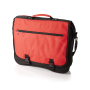 Anchorage Conference Bag 39 x 42 x 11,5 cm Red/Black