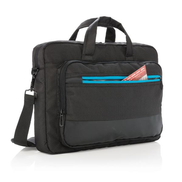 "Elite 15,6"" USB laptop tas"