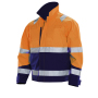 1251 Jacket HV Orange/Navy 4xl
